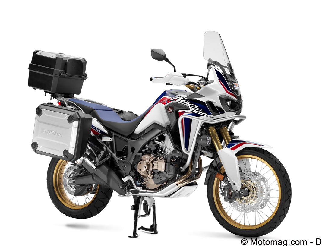 nouveaut moto 2016 honda crf 1000 l africa twin moto magazine leader de l actualit de la. Black Bedroom Furniture Sets. Home Design Ideas