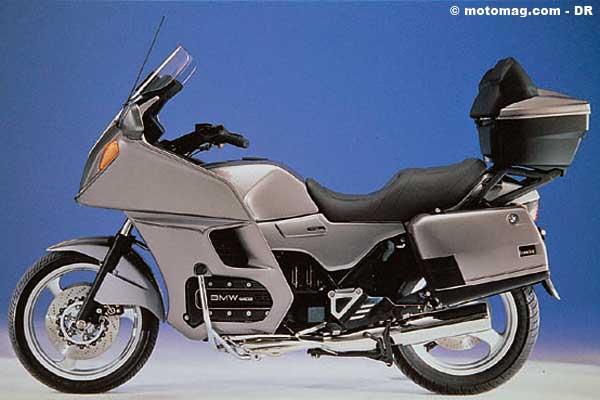 bmw k 1100 lt - moto magazine - leader de l'actualité de la moto