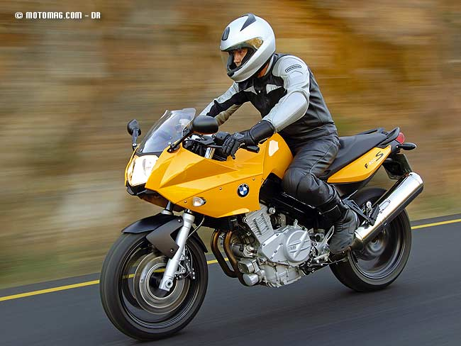 BMW F 800 S : option ABS