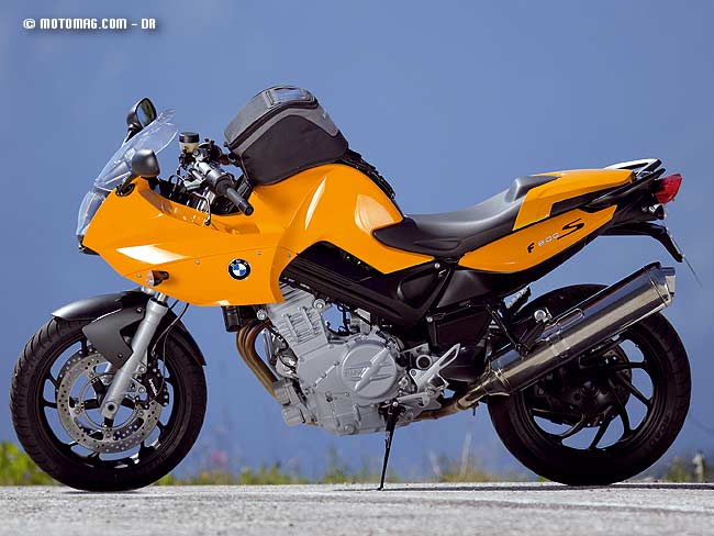 BMW F 800 S : options