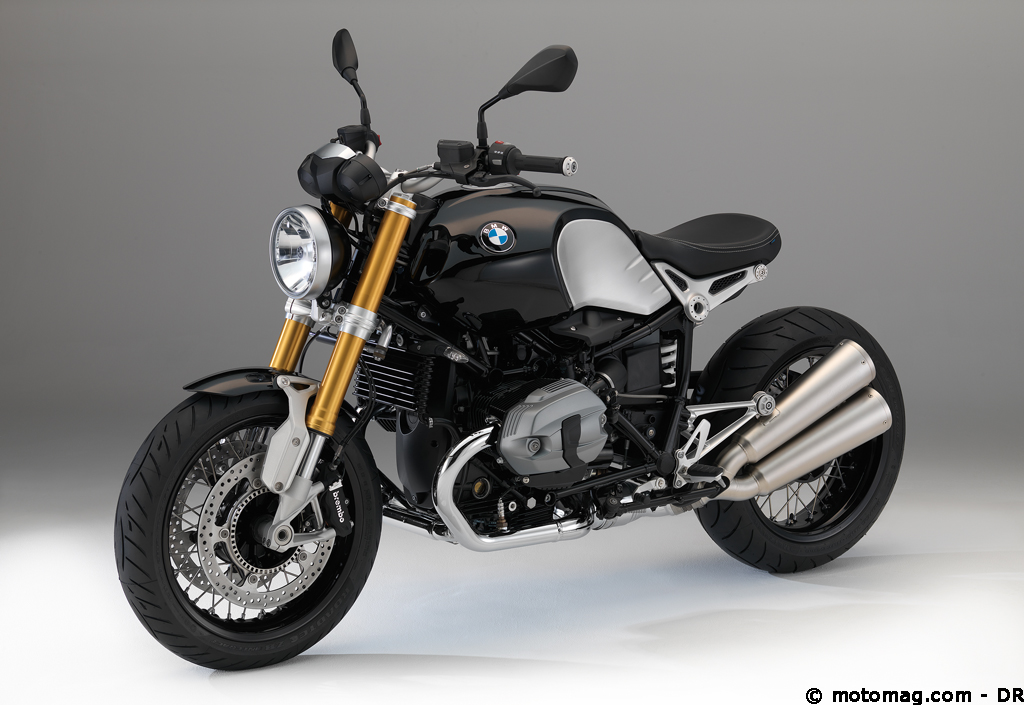 nouveaut 2014 bmw r ninet roadster d vorer moto magazine leader de l actualit de la. Black Bedroom Furniture Sets. Home Design Ideas