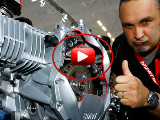 BMW R 1200 GS « Water Cooled »