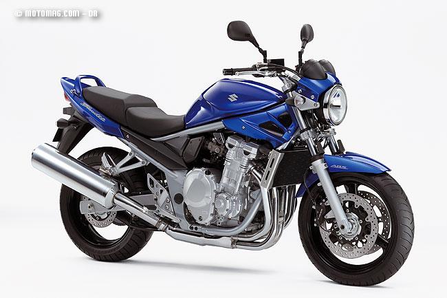 suzuki bandit 650 gsf gsf s moto magazine leader de l actualit de la moto et du motard. Black Bedroom Furniture Sets. Home Design Ideas