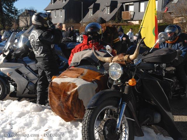Rencontre motard
