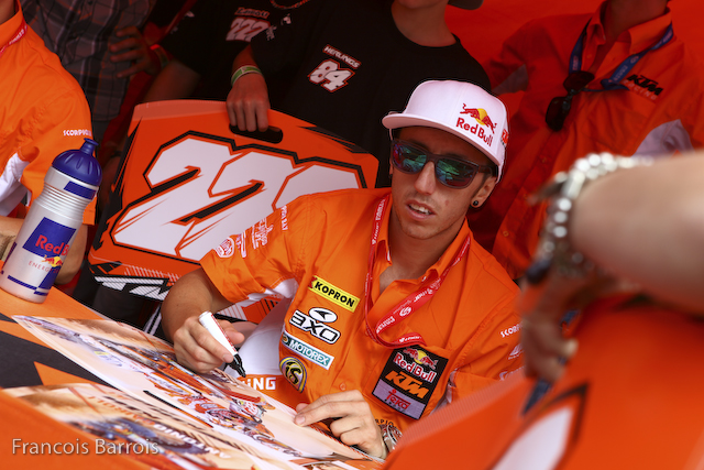 GP de France MX : Cairoli accessible