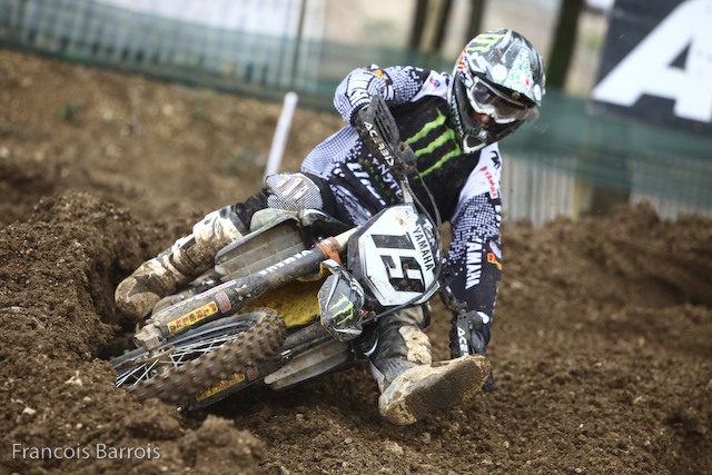 GP de France MX : Philippaerts en 3e homme