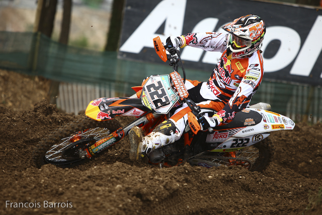 GP de France MX : Cairoli en 350