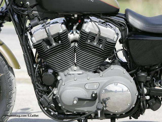 harley davidson xl 1200 sportster moto magazine leader de l actualit de la moto et du motard. Black Bedroom Furniture Sets. Home Design Ideas