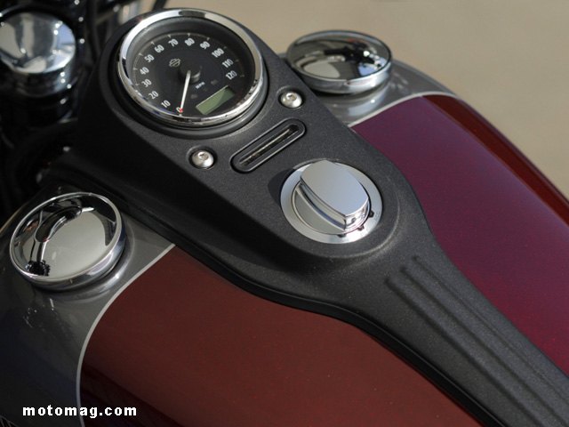 Harley Street Bob Special Edition : contact