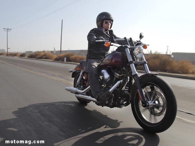Nouveautés 2014 : Harley-Davidson présente 3 modèles ...