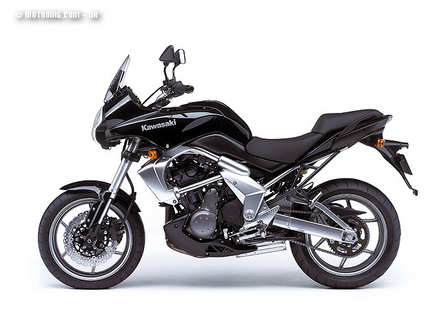 kawasaki 650 versys - moto magazine
