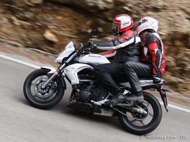 kawasaki er 6n moto magazine leader de l actualit de la moto et du motard. Black Bedroom Furniture Sets. Home Design Ideas