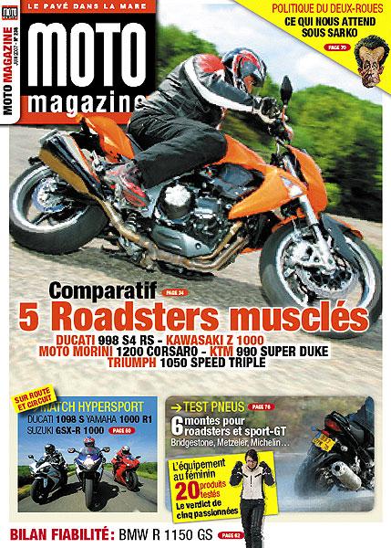 moto magazine n 238 moto magazine leader de l actualit de la moto et du motard. Black Bedroom Furniture Sets. Home Design Ideas