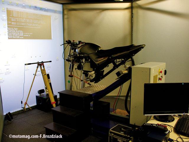 simulateur de conduite moto la recherche avance pictures. Black Bedroom Furniture Sets. Home Design Ideas