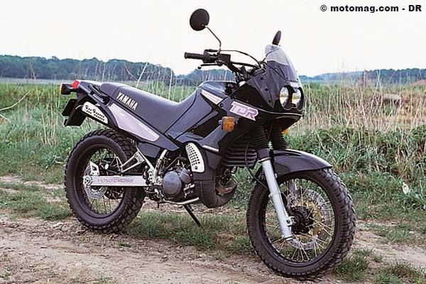 Pneu moto yamaha 125 tdr