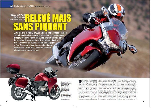 moto magazine n 264 f vrier 2010 moto magazine leader de l actualit de la moto et du motard. Black Bedroom Furniture Sets. Home Design Ideas