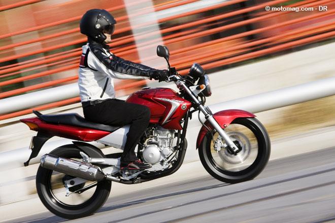 moto yamaha ybr 250
