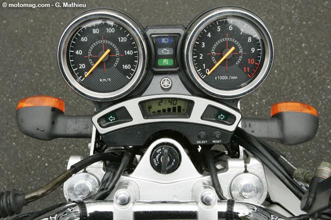 moto yamaha 250 ybr