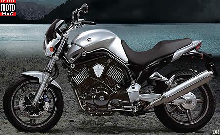 moto yamaha bulldog