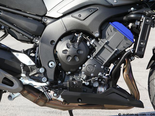 yamaha fz8 n du mieux moto magazine leader de l actualit de la moto et du motard. Black Bedroom Furniture Sets. Home Design Ideas