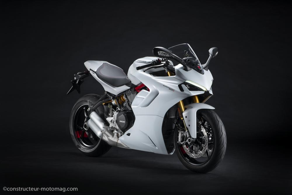 Ducati 950 Supersport 2021 : avec de la Panigale dedans !