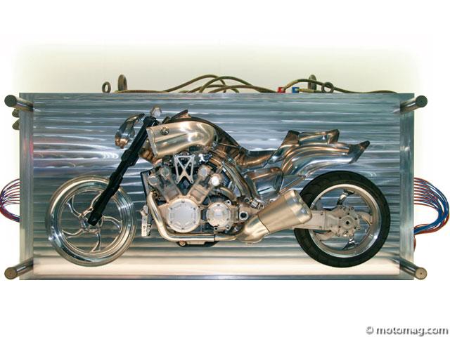 nostalgie yamaha 1200 v max 1985 2003 premier moto magazine leader de l. Black Bedroom Furniture Sets. Home Design Ideas