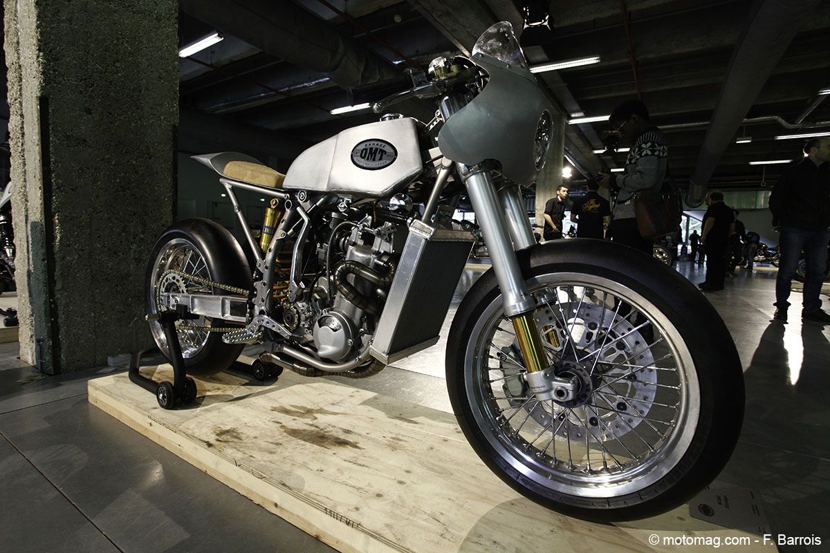 Bike Shed 2016 : 550 SuperLeggera