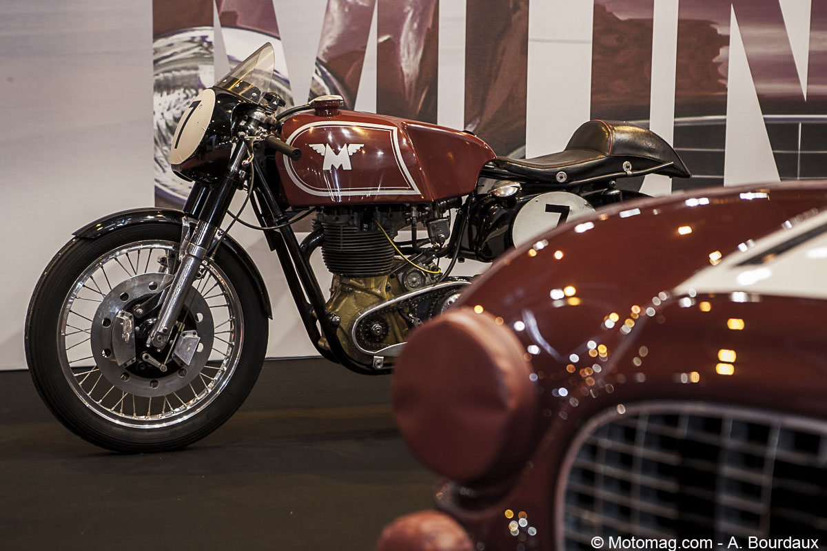 Rétromobile : Matchless