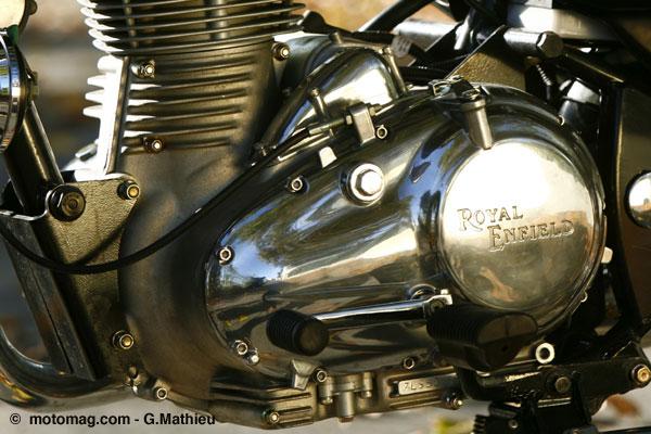 500 electra efi - mondial 2007 - moto magazine