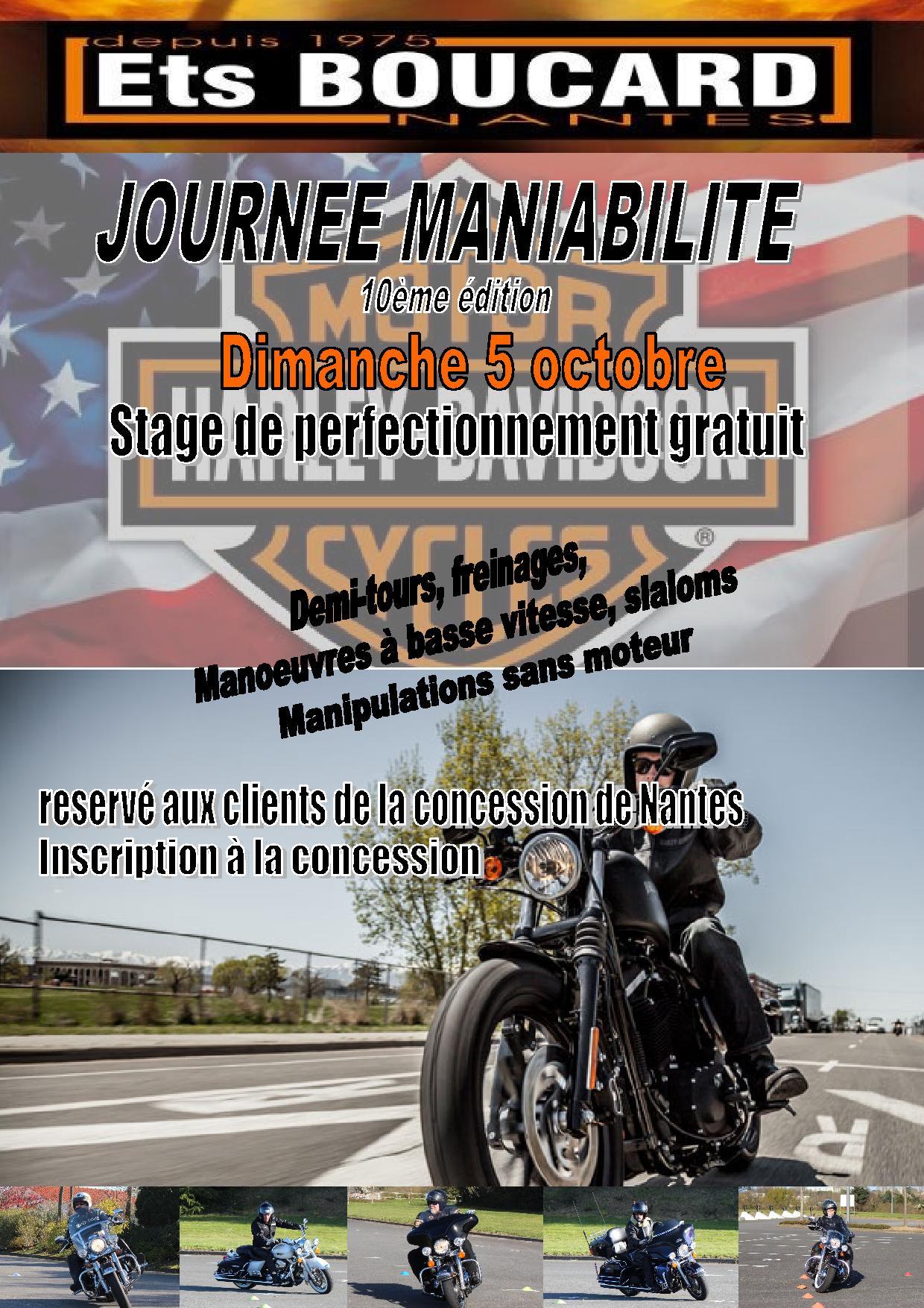 journ e harley moto magazine leader de l actualit de la moto et du motard. Black Bedroom Furniture Sets. Home Design Ideas