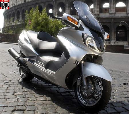 suzuki 650 an burgman moto magazine leader de l actualit de la moto et du motard. Black Bedroom Furniture Sets. Home Design Ideas
