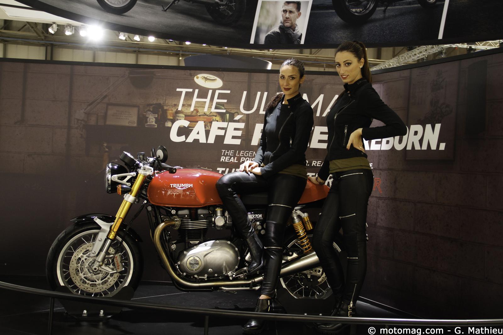 Nouveaut s triumph 2016 la gamme bonneville en d tail for Salon de milan moto 2018