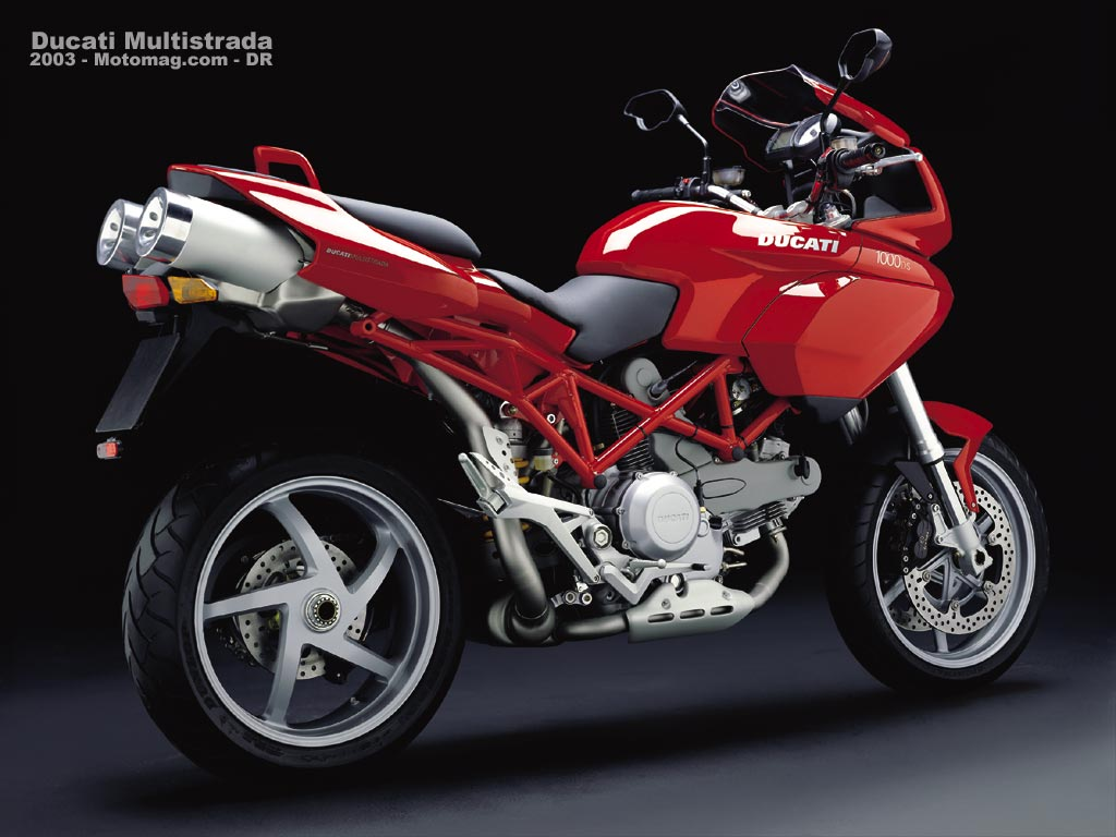 Ducati Multistrada Specs