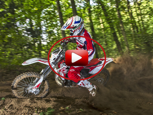 Beta 250-300 RR enduro : le retour du 2-temps !