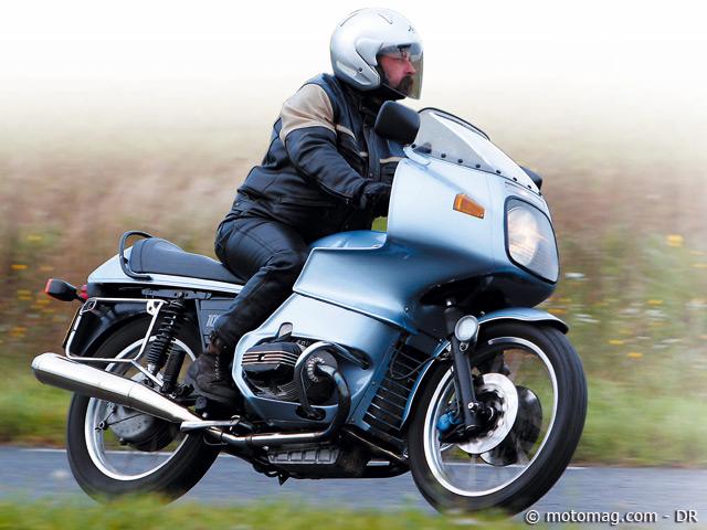 bmw r 90 s 1973 moto magazine leader de l actualit de la moto et du motard. Black Bedroom Furniture Sets. Home Design Ideas