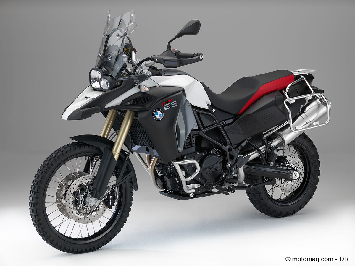 La BMW F 800 GS Adventure 2017