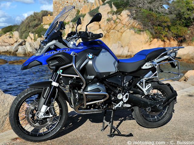 bmw r 1200 gs adventure… au coin de la rue - moto magazine