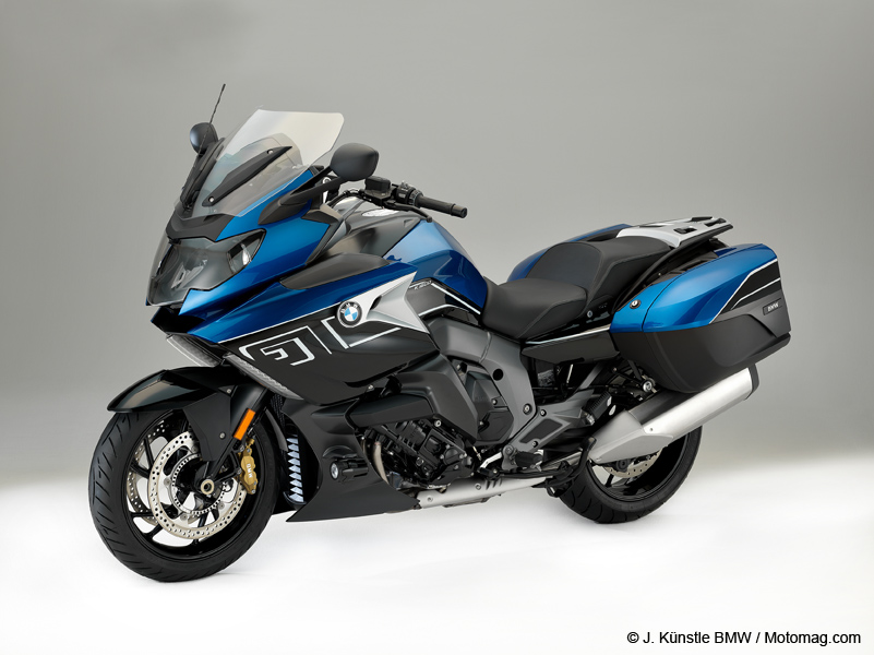 bmw k 1600 gt la septi me vitesse moto magazine. Black Bedroom Furniture Sets. Home Design Ideas