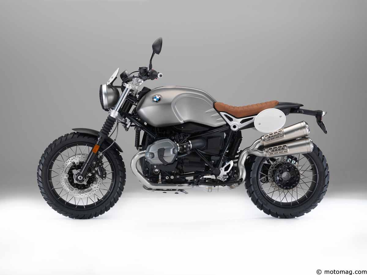 nouveaut moto 2016 bmw r 1200 ninet scrambler moto magazine leader de l actualit de la. Black Bedroom Furniture Sets. Home Design Ideas
