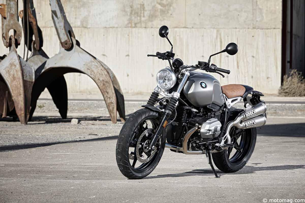 nouveaut moto 2016 bmw r 1200 ninet scrambler moto. Black Bedroom Furniture Sets. Home Design Ideas