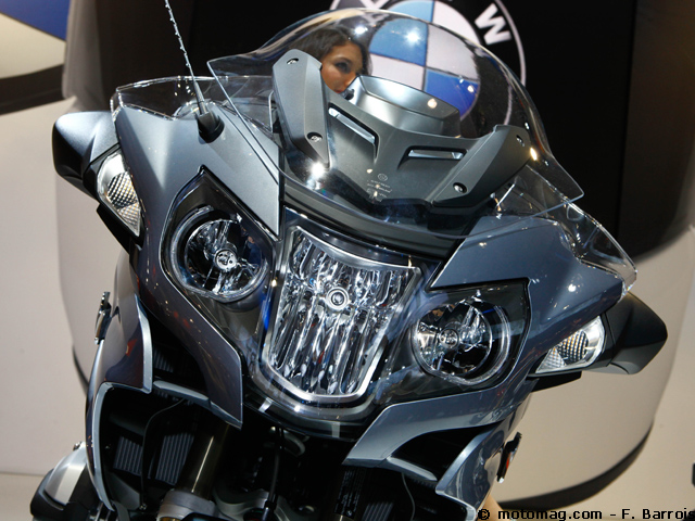 BMW R1200RT : optique