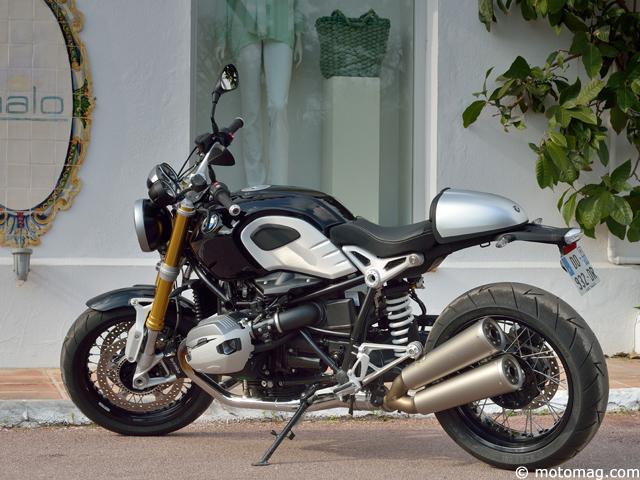 bmw r ninet l ancien au prix du neuf moto magazine leader de l actualit de la moto et du. Black Bedroom Furniture Sets. Home Design Ideas