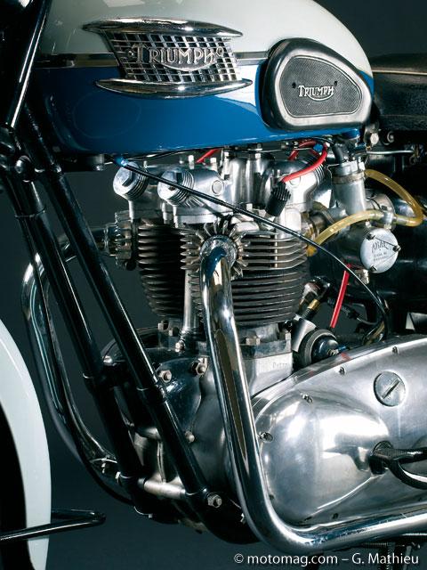 Bonneville And Son >> Triumph Bonneville T 120 - Moto Magazine - leader de l'actualité de la moto et du motard