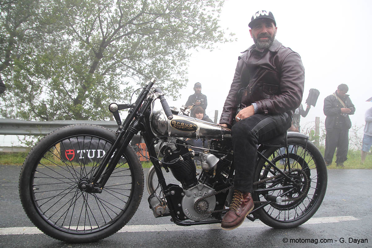 Wheels & Waves 2016 : la Moto de Lawrence d'Arabie