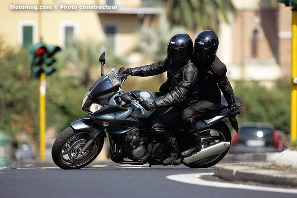 Essai Honda CBF 1000 : Parie cycle