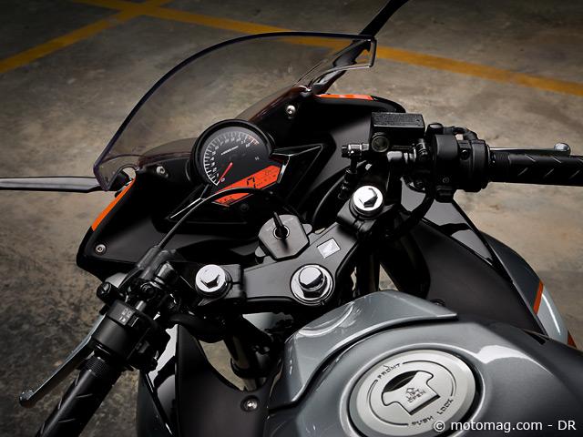 Honda Cbr 125 R La Mini Vfr Moto Magazine Leader