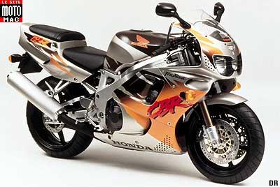 Honda 900 CBR RR 2000