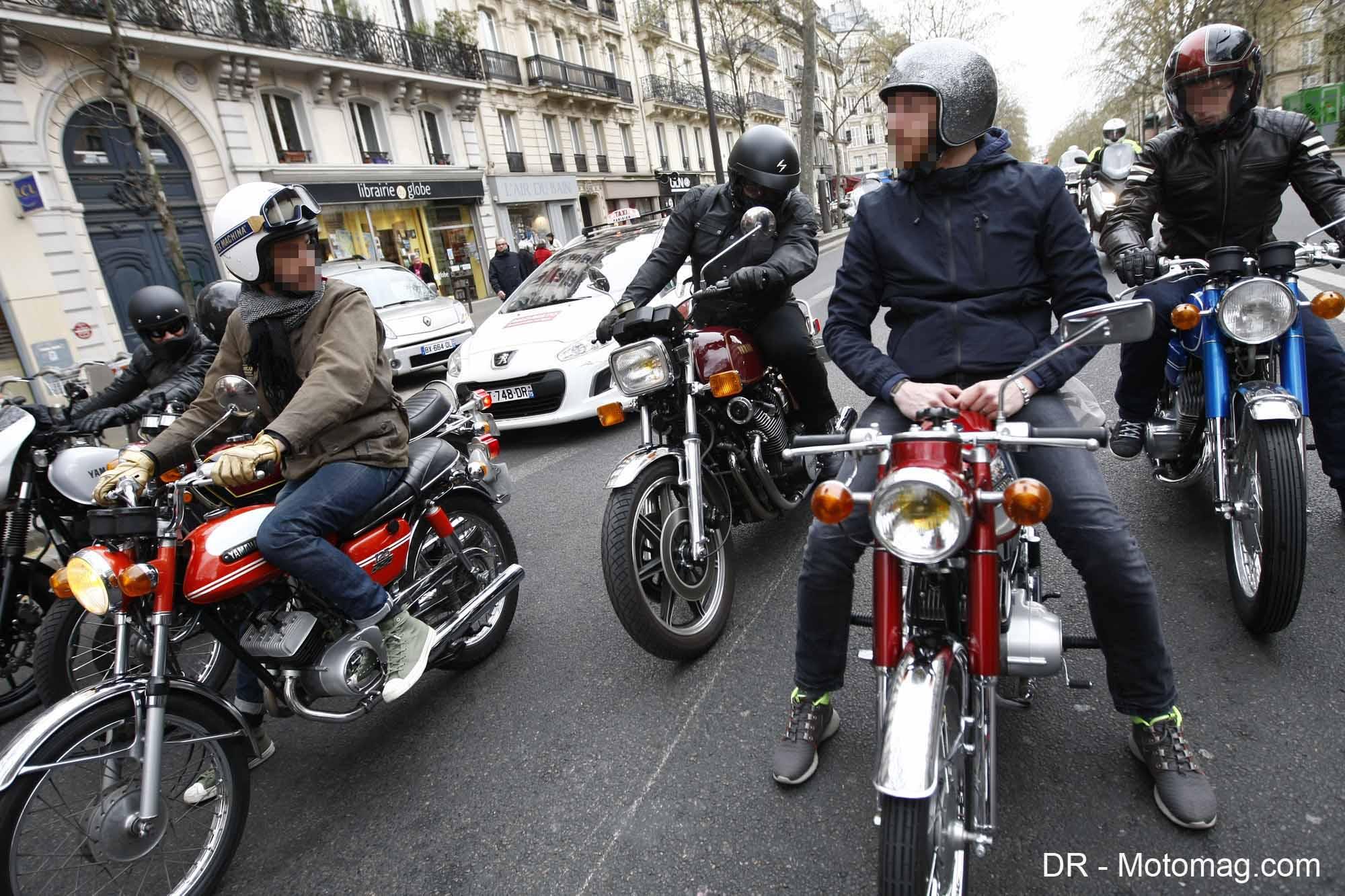 plan antipollution de paris on continue se battre moto magazine leader de l. Black Bedroom Furniture Sets. Home Design Ideas