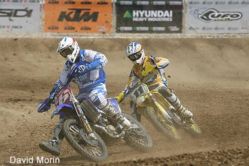 GP de France MX1 : Ramon