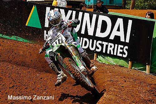 GP MX2 du Japon : rupture